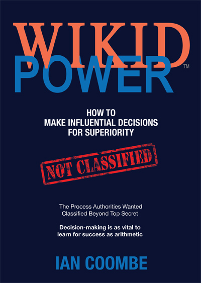 WIKID Power eBook How to make influential decisions for superiority