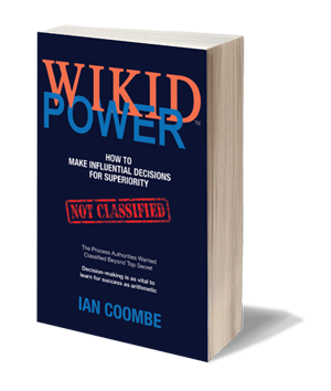 WIKID Power Paperback Book How to make influential decisions for superiority