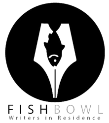 Queensand Writers Centre QWC Fishbowl Writer in Residence logo