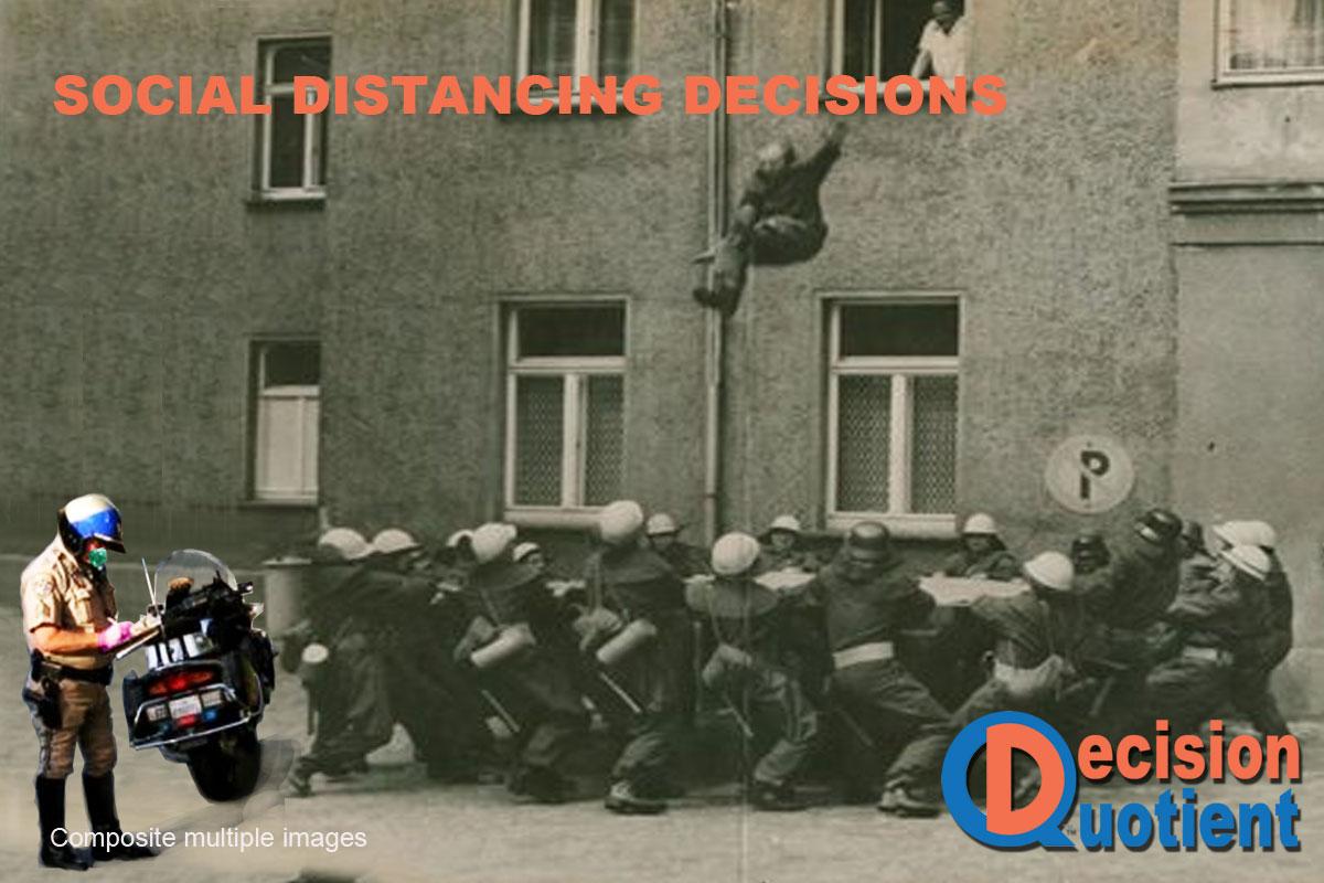 Social Distancing Meme - Fire Rescue