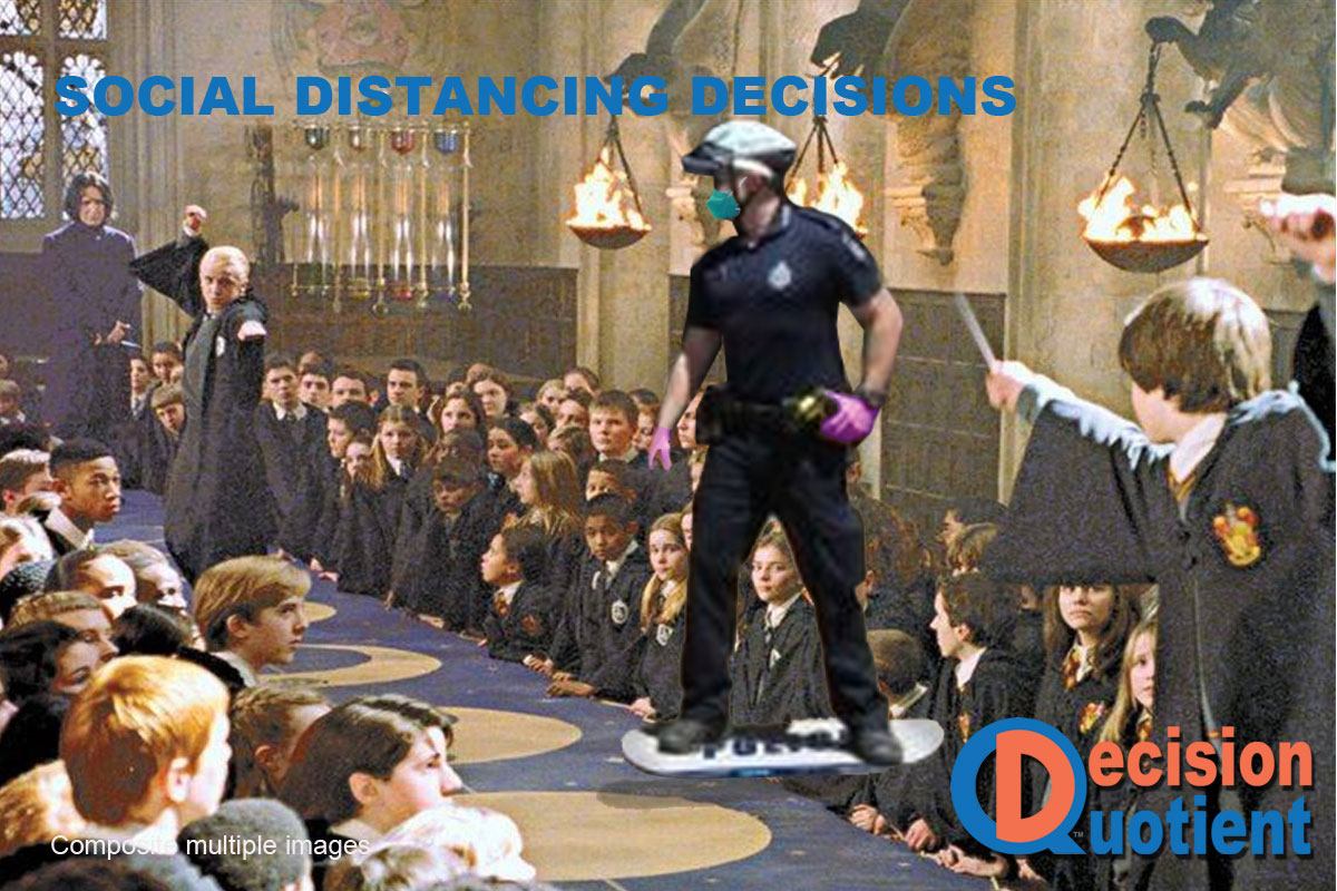 Social Distancing Meme - Harry Potter