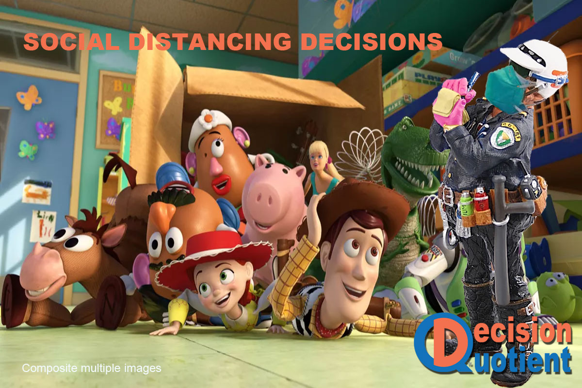 Social Distancing Meme - Toy Story