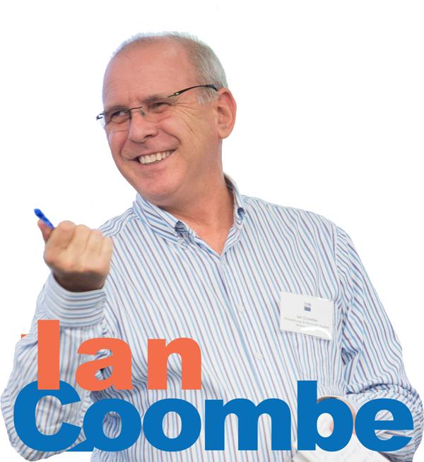 Ian Coombe Decision-MakingAuthor Speaker Coach Brand